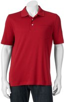 Croft & Barrow Big & Tall Signature Classic-Fit Pocket Polo