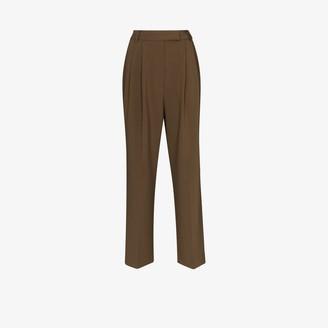 Bea Yuk Mui pleated trousers