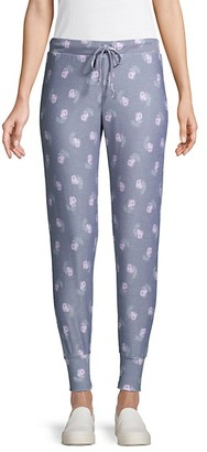 Chaser Floral-Print Jogger Pants