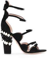 Giambattista Valli embellished sandals