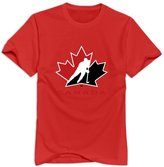 DeepHeather Enlove Ice Hockey Casual T Shirt For Male Size XXL