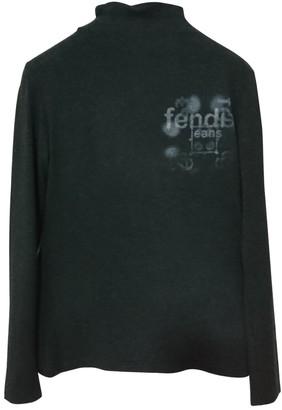 Fendi Grey Top for Women Vintage