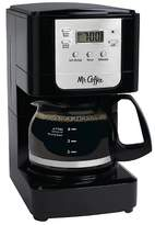 Mr. Coffee Advanced Brew Coffee Maker Black (JWX3)