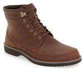Ecco Men's 'Ian High' Apron Toe Boot