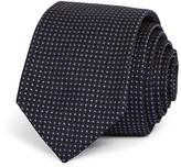 Theory Micro Square Neat Skinny Tie
