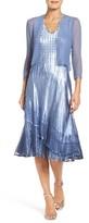 Komarov Petite Women's A-Line Dress & Jacket