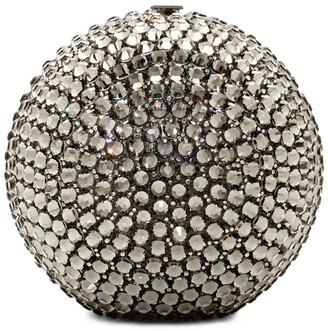 Judith Leiber Sphere Bling Clutch Bag