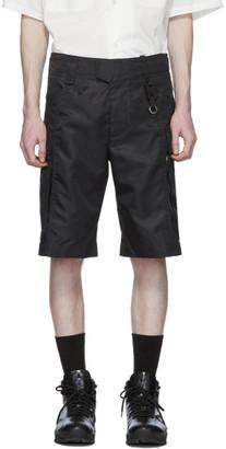 Alyx Black Tactical Shorts