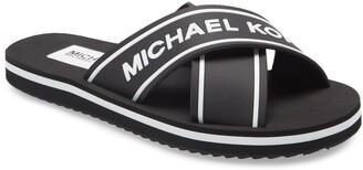 MICHAEL Michael Kors Sparrow Slide Sandal