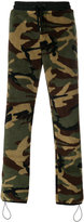 Palm Angels camouflage sweatpants