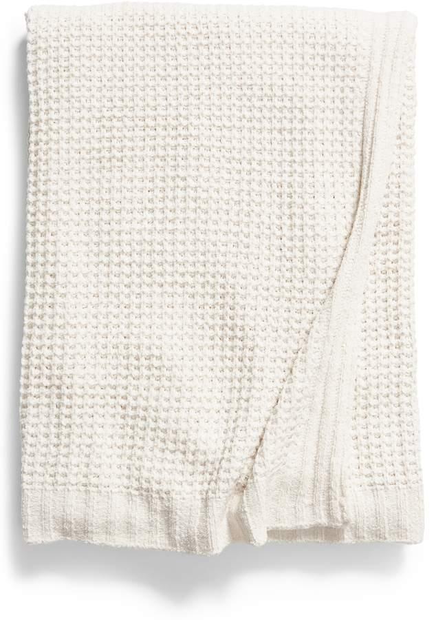 Barefoot Dreams CozyChic(TM) Waffle Knit Throw