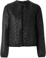 See by Chloe Big Bisou lightweight puffer jacket