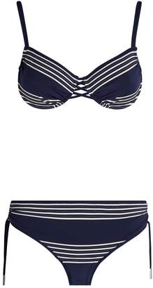 Maryan Mehlhorn Striped Bikini