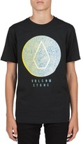 Volcom Boy's Cracked Graphic T-Shirt