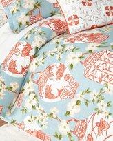 Jane Wilner Designs King Mikado Duvet Cover