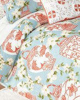 Jane Wilner Designs Mikado King Duvet
