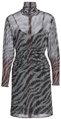 Rag & Bone Maris Silk Mini Dress