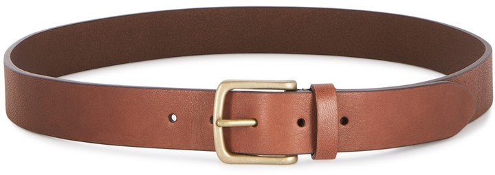 Thumbnail for your product : Andersons Brown Leather Belt