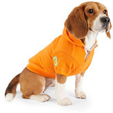 Ralph Lauren Cotton-Blend-Fleece Dog Hoodie