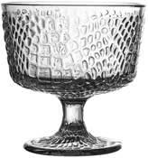 ELLE Decor Bistro Croc Pedestal Bowls (Set of 4)