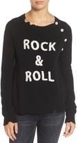 Zadig & Voltaire Reglis Bis Embroidered Cashmere Sweater
