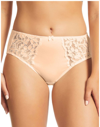Kayser Perfectly Cotton & Lace Full Brief