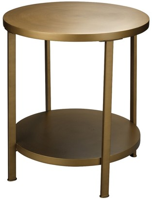Jamie Young Alloy Side Table