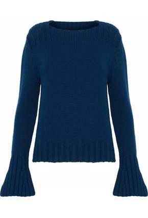 Derek Lam Cashmere And Cotton-Blend Sweater