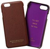 Scotch & Soda Leather iPhone 6 Case