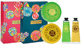 L'Occitane 4-piece Ultra Soft Body Cream & Hand Cream Set
