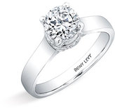 Bony Levy Women's Diamond Pave Framed Basket Engagement Ring Setting (Nordstrom Exclusive)