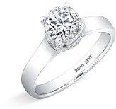 Nordstrom Bony Levy Diamond Pavé Framed Basket Engagement Ring Setting