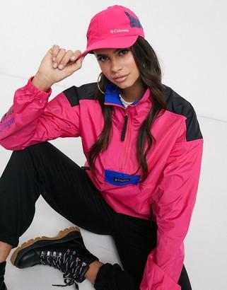 Columbia Tech Shade cap in pink