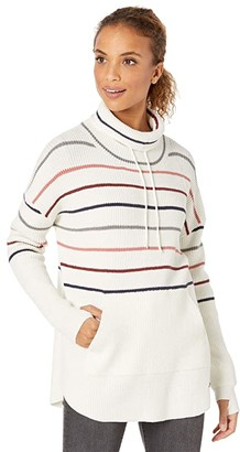 Carve Designs Rockvale Sweater (Foam Stripe) Women's Sweater