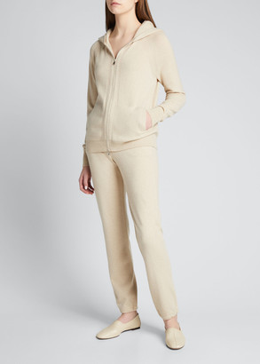 Loro Piana Cashmere Drawstring Lounge Pants