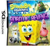 Nintendo Spongebob Squarepants: Plankton's Robotic Revenge DS