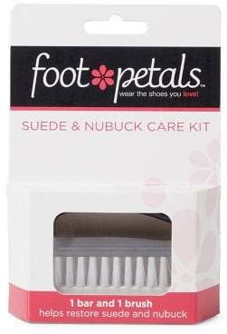 Foot Petals Suede & Nubuck Care Kit