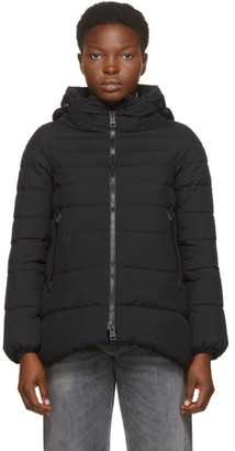 Herno Black Down Gore-Tex Windstopper Jacket