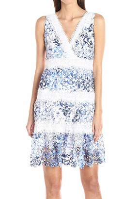 T Tahari Women's Raya Dress