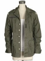 West Style Story Military Jacket