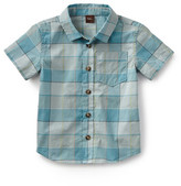 Tea Collection Tidewater Plaid Woven Shirt (Toddler, Little Boys, & Big Boys)