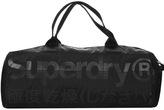 Superdry Trackmaster Barrel Bag Black