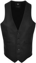 G Star Raw Blake Waist Coat Black
