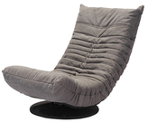 ZUO Down Low Swivel Chair