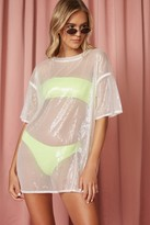superdown Summer Sheer Dress