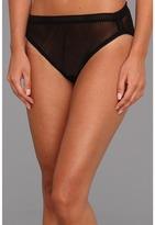 OnGossamer Gossamer Mesh Hi-Cut Brief 3012 Women's Underwear