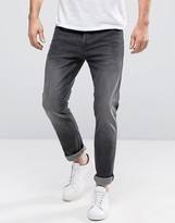Only & Sons Slim Washed Grey