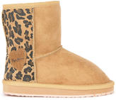 Pepe Jeans Fur-lined boots