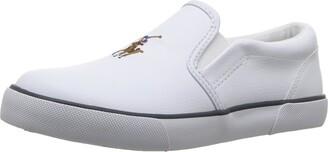 Polo Ralph Lauren Kids Boy's BAL Harbour II Sneaker