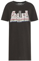 Etoile Isabel Marant Isabel Marant, Étoile Dali Printed Cotton T-shirt Dress